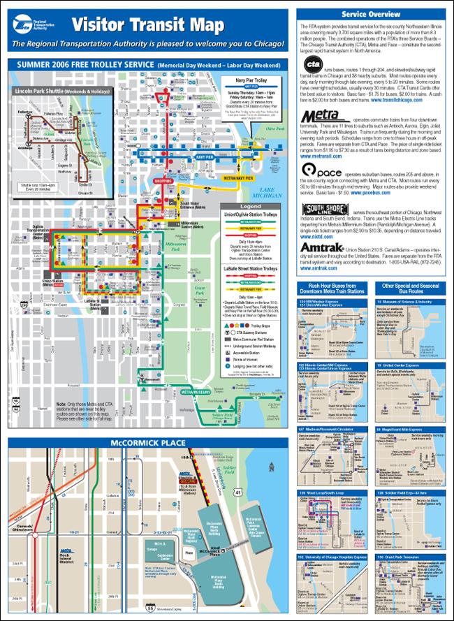Smartmaps Route Schedules